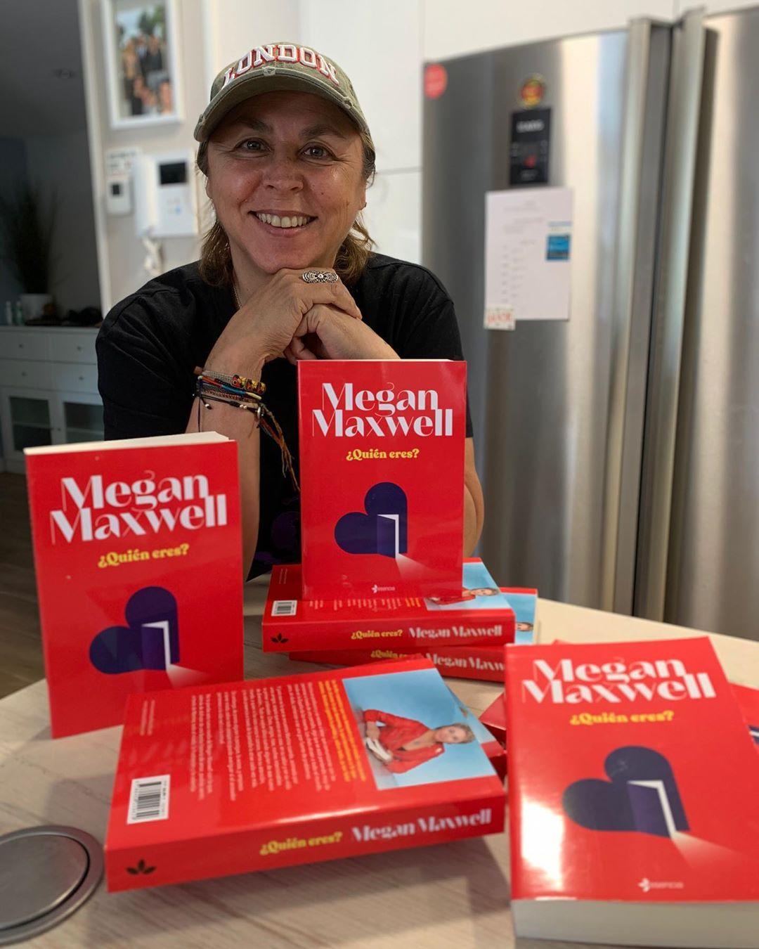Sorteo nacional. Consigue tu libro firmado por Megan Maxwell ¡Participa!