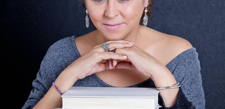 De vecina de Aluche a escritora superventas: así es Megan Maxwell, la 'reina' de la novela romántica