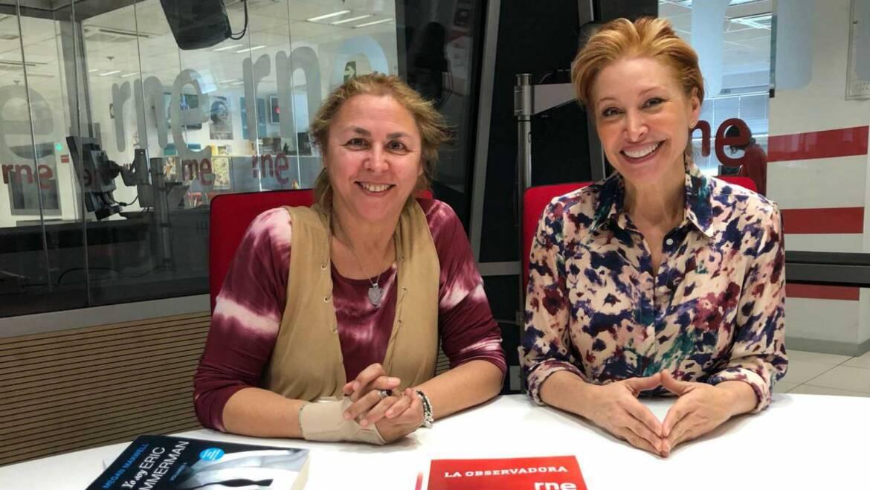 Entrevista en el programa La Observadora de Radio Nacional