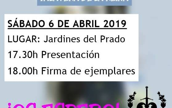 Feria del Libro de Talavera de la Reina, 6 de abril