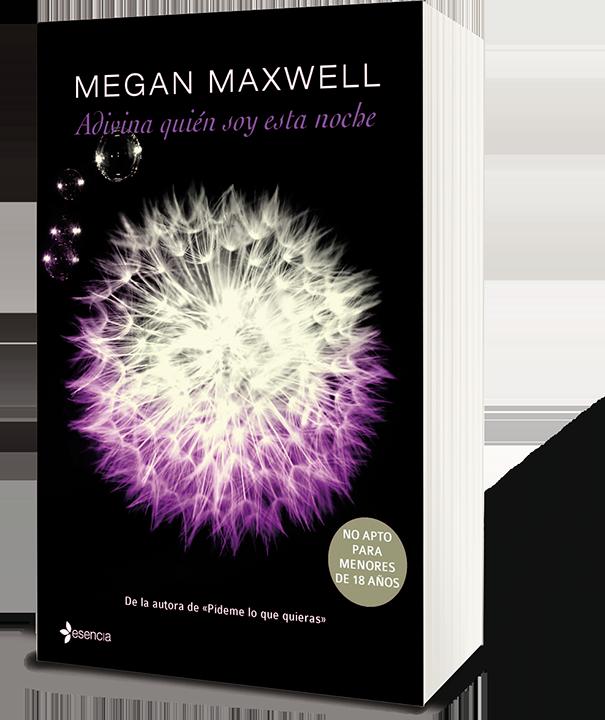 Megan Maxwell Página Web Oficial