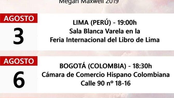 Gira Lima, Bogotá y Miami en agosto