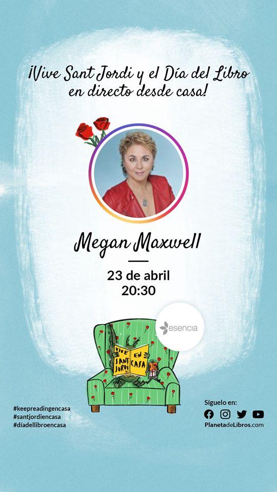 Sant Jordi #QuedateEnCasa, Jueves 23 de abril