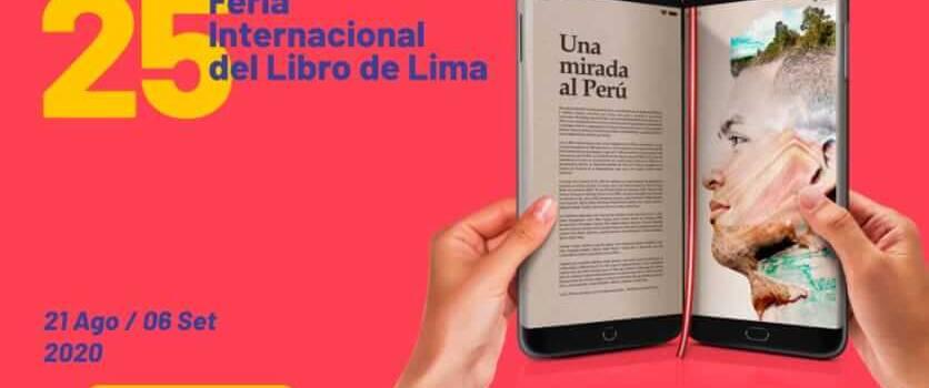 Feria Internacional del Libro de Lima, Sábado 29 de agosto