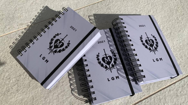Agenda LGM 2021 ¡Ya a la venta!