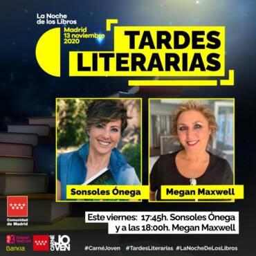 Tardes Literarias, Viernes 13 de noviembre