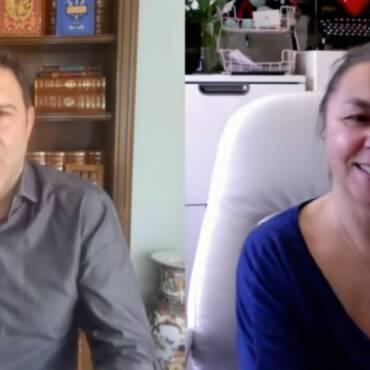 Entrevista de Literatura Abierta a la reconocida escritora Megan Maxwell